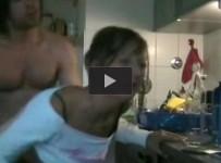 Pranje sudova pa jebanje